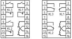 Реле макс. тока без оперативного питания с зав-й хар-ой срабатывания РСТ-80АВ