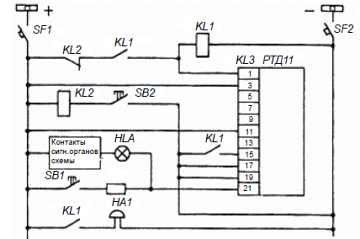 Реле тока двустабильные РТД-11, РТД-12