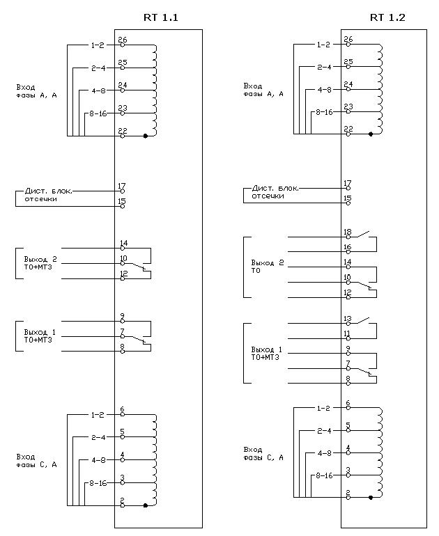 Схема подклюСхема подключения