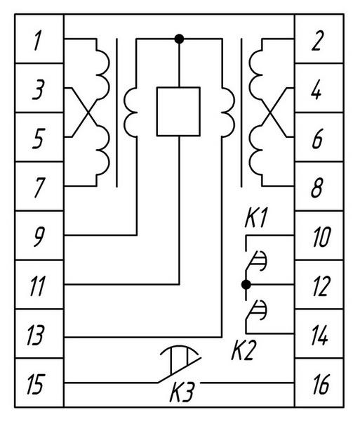 Схема подключения реле регулятор калина
